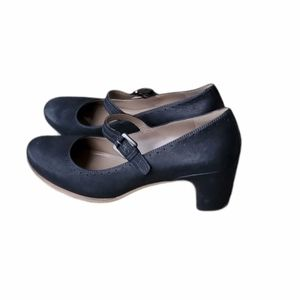 Ecco Mary Jane Shoes Size 40